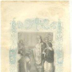 Arte: LITOGRAFIA RELIGIOSA: SAN REMIGIO. OBISPO G-REL-261. Lote 86815884