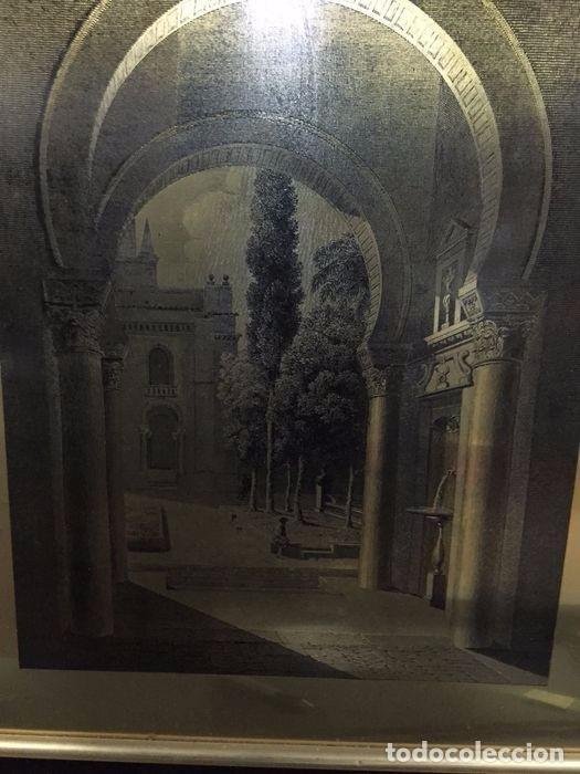 Arte: Liger ``Puerta lateral de la mezquita´´ - Foto 2 - 86934524