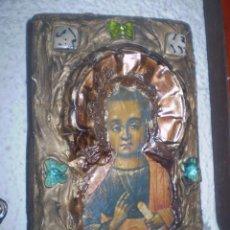 Arte: ICONO DEL NIÑO JESUS. Lote 87675524