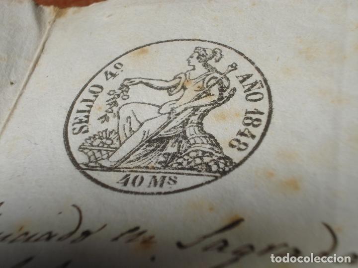 Arte: 1848 HISTORICA HORNACINA DE LA VIRGEN DE LOS CUATRO OBISPOS TALLA DE MADERA - Foto 17 - 90373340