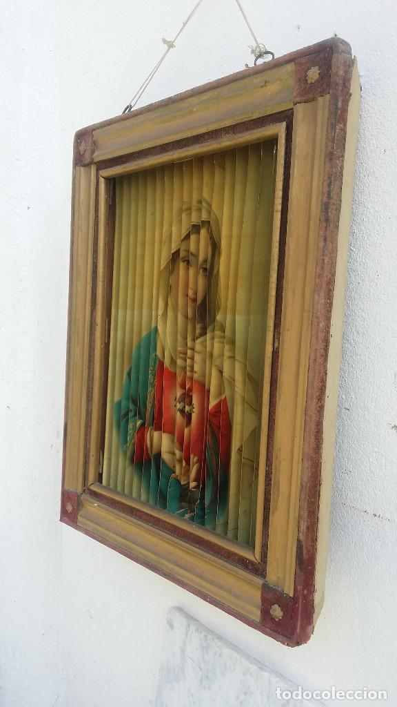 CUADRO TRIPTICO (Arte - Arte Religioso - Trípticos)