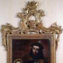 Arte: SAN ANTONIO DE PADUA ÓLEO LIENZO ESCUELA GRANADINA HACIA 1700. Lote 90727410
