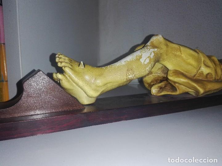 Arte: antiguo jesus cristo crucificado cristo gran tamaño ver fotos - Foto 25 - 172160257
