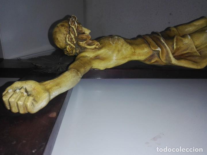 Arte: antiguo jesus cristo crucificado cristo gran tamaño ver fotos - Foto 32 - 172160257