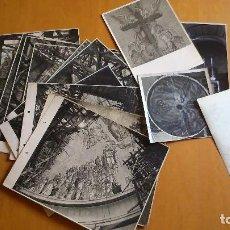 Arte: SANTIAGO PADROS CÚPULA DEL VALLE DE LOS CAIDOS. 15 FOTOGRAFIAS DEL PROCESO CONSTRUCTIVO . 1955. Lote 92131135