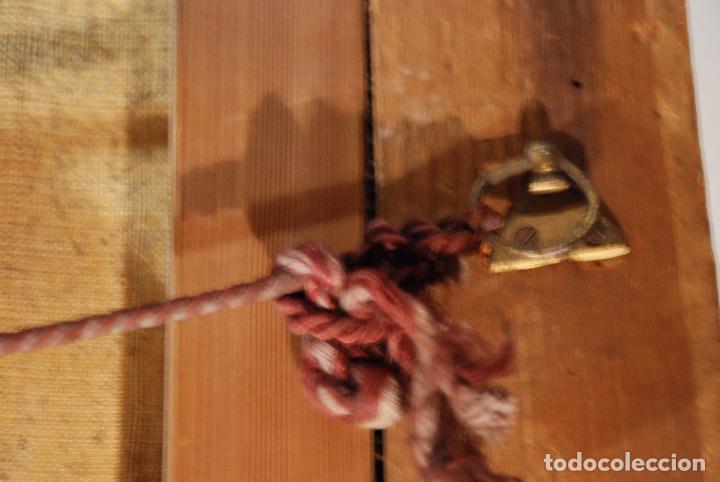 Arte: ESPECTACULAR OLEO SOBRE LIENZO COPIA DE LA VIRGEN DE LA SILLA O MADONNA DELLA SEGGIOLA - RAFAEL- - Foto 9 - 92182315