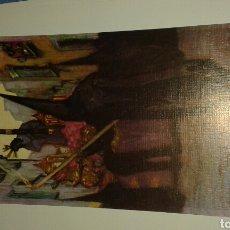 Arte: 18 LITOGRAFÍAS DE LAS COFRADÍAS Y NAZARENOS DE SEVILLA. Lote 92241450
