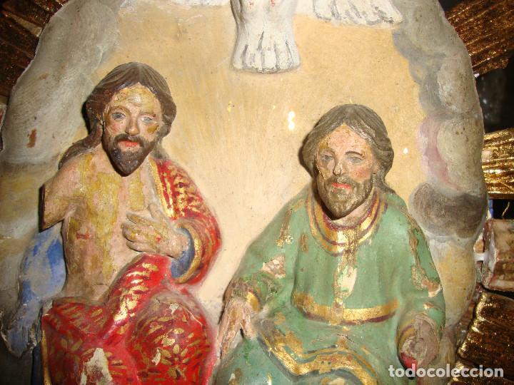 Arte: Talla de retablo siglo XVII - Foto 4 - 93146645