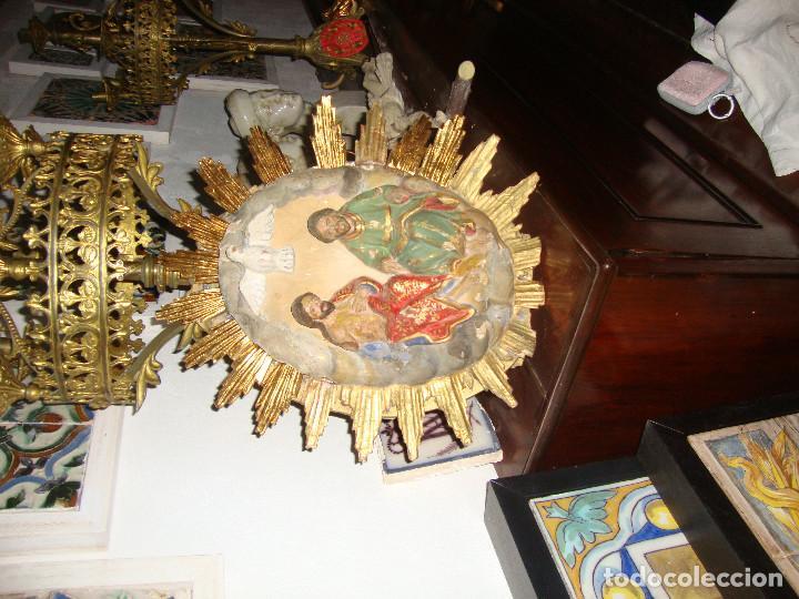 Arte: Talla de retablo siglo XVII - Foto 6 - 93146645