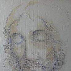 Arte: ROSTRO DE CRISTO . Lote 93152635