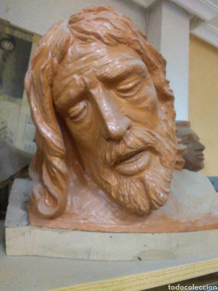 Arte: Tres cabezas de cristo - Foto 2 - 93255475