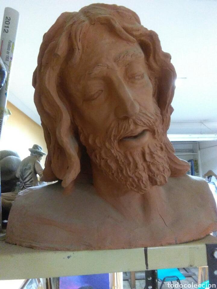 Arte: Tres cabezas de cristo - Foto 3 - 93255475