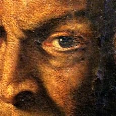 Arte: RETRATO DE PETRI FRANCISCI BERSOTTI. ÓLEO SOBRE LIENZO. ANÓNIMO. ESPAÑA. CIRCA 1717. Lote 93350560