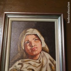 Arte: MAGNIFICA PINTURA AL OLEO FIRMADA PINTURA MALLORQUINA. Lote 94691363