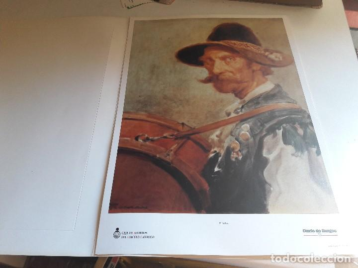 Arte: CARPETA CONTENIENDO CINCO REPRODUCCIONES DE ROMAN GARCIA... - Foto 3 - 94933155