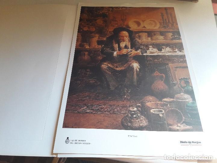 Arte: CARPETA CONTENIENDO CINCO REPRODUCCIONES DE ROMAN GARCIA... - Foto 5 - 94933155