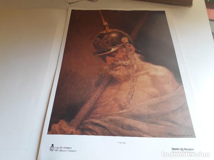 Arte: CARPETA CONTENIENDO CINCO REPRODUCCIONES DE ROMAN GARCIA... - Foto 6 - 94933155