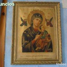 Arte - ANTIGUO CUADRO DE NUESTRA SEÑORA DEL PERPETUO SOCORRO - 94964115