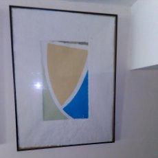 Arte: CUADRO MANUEL LAGE TOURIÑO . Lote 96081271