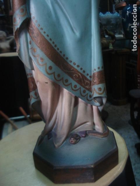 Arte: Virgen Inmaculada Modernista - Foto 2 - 96211383