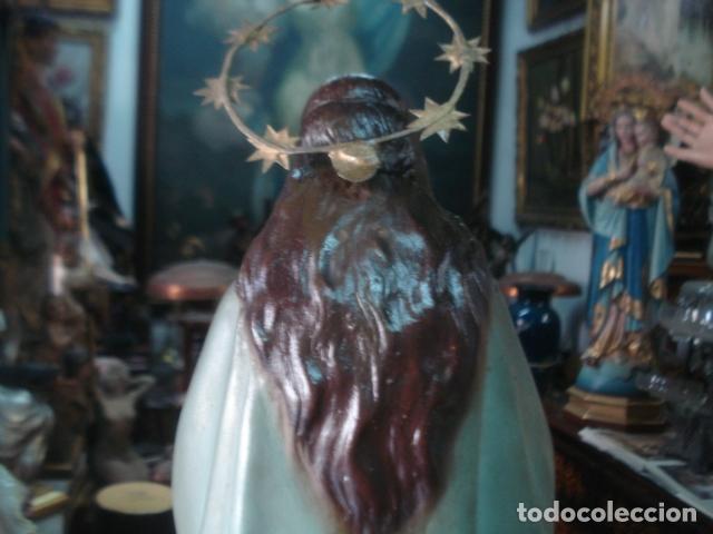 Arte: Virgen Inmaculada Modernista - Foto 4 - 96211383