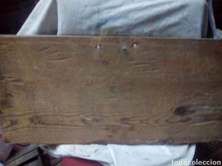 Arte: Pintura sobre tabla.Santa Teresa. S xvii - Foto 3 - 96383012