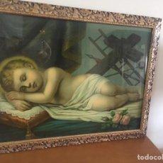 Arte: LAMINA MUY MUY ANTIGUA. Lote 96433943