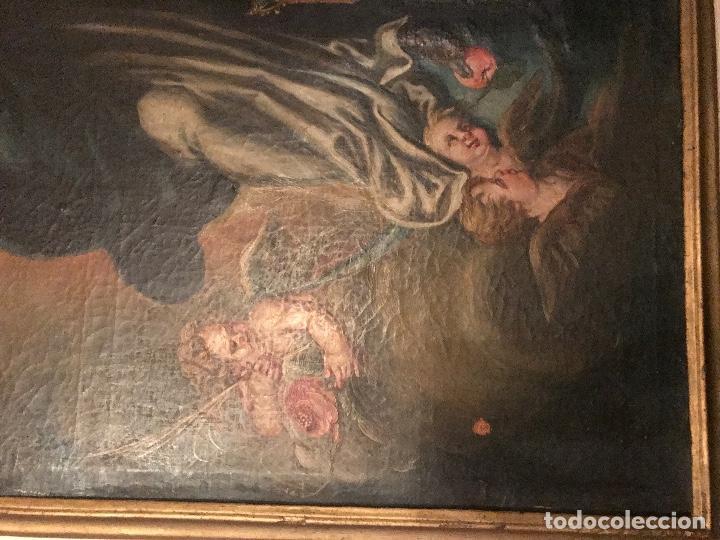 Arte: Inmaculada siglo xviii . - Foto 3 - 97877059