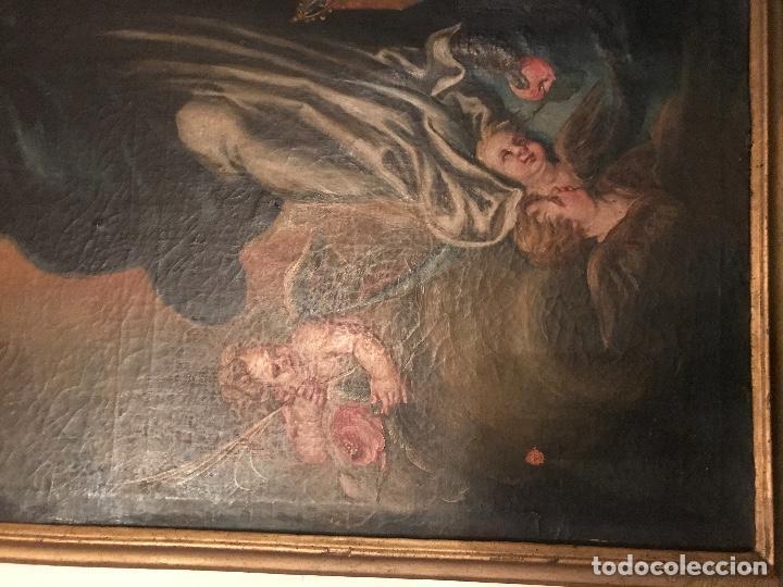 Arte: Inmaculada siglo xviii . - Foto 4 - 97877059