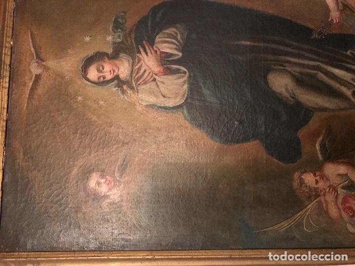 Arte: Inmaculada siglo xviii . - Foto 5 - 97877059