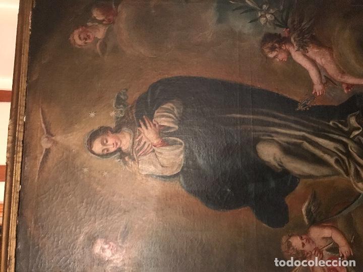 Arte: Inmaculada siglo xviii . - Foto 24 - 97877059