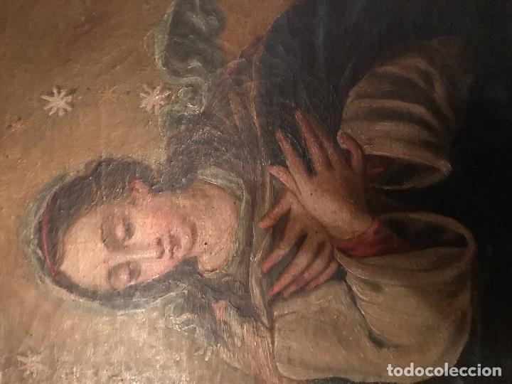 Arte: Inmaculada siglo xviii . - Foto 25 - 97877059