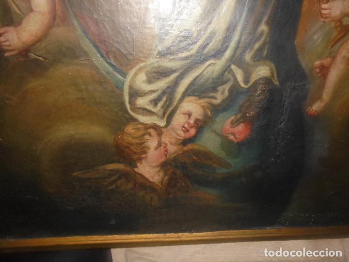 Arte: Inmaculada siglo xviii . - Foto 46 - 97877059