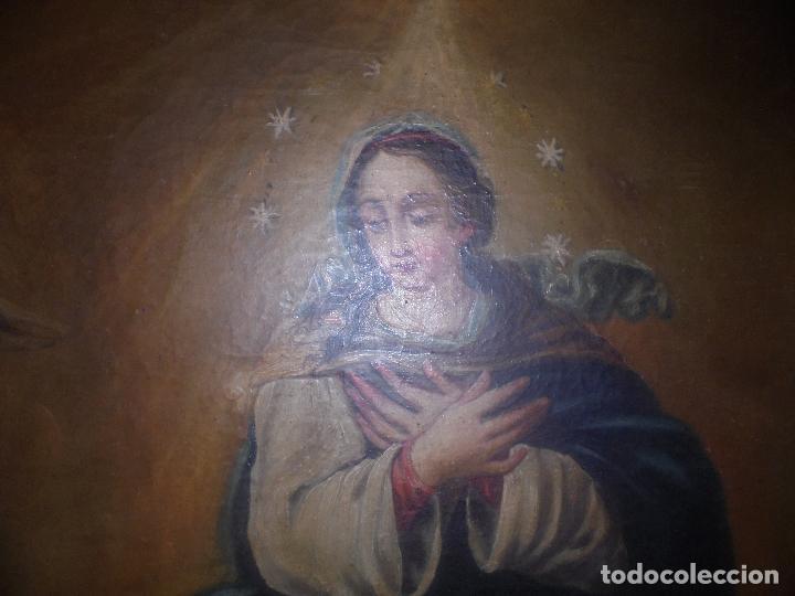 Arte: Inmaculada siglo xviii . - Foto 51 - 97877059