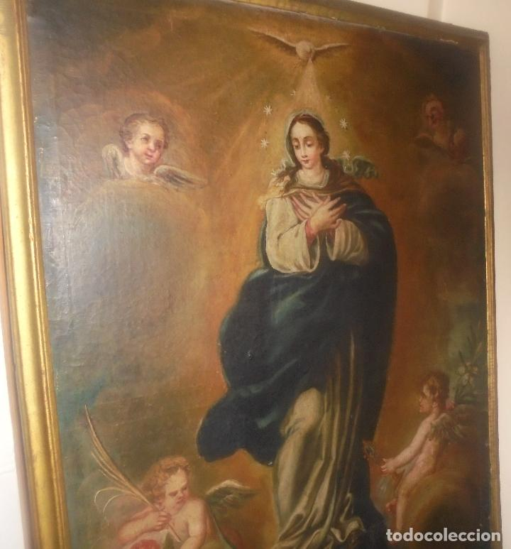 Arte: Inmaculada siglo xviii . - Foto 55 - 97877059