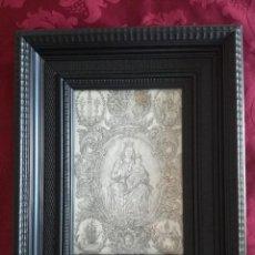 Arte: GRABADO RELIGIOSO SIGLO XVIII NSTRA SRA GRANADA SEVILLA. Lote 98046335