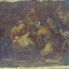 Arte: RÉPLICA DE 'ADORACIÓN DE LOS PASTORES' DE MURILLO (1668). Lote 98165067