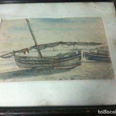 Kunst - Preciosa acuarela firmada - 98683091