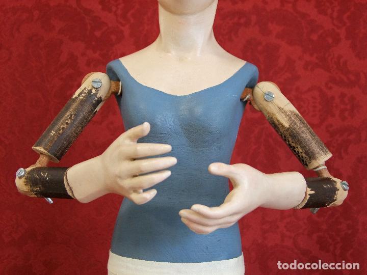 Arte: Virgen dolorosa de vestir, de candelero - Foto 10 - 97723459