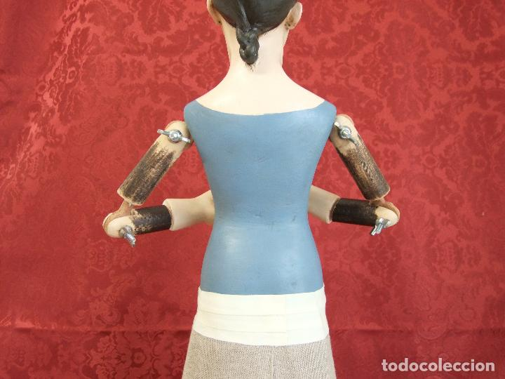 Arte: Virgen dolorosa de vestir, de candelero - Foto 11 - 97723459
