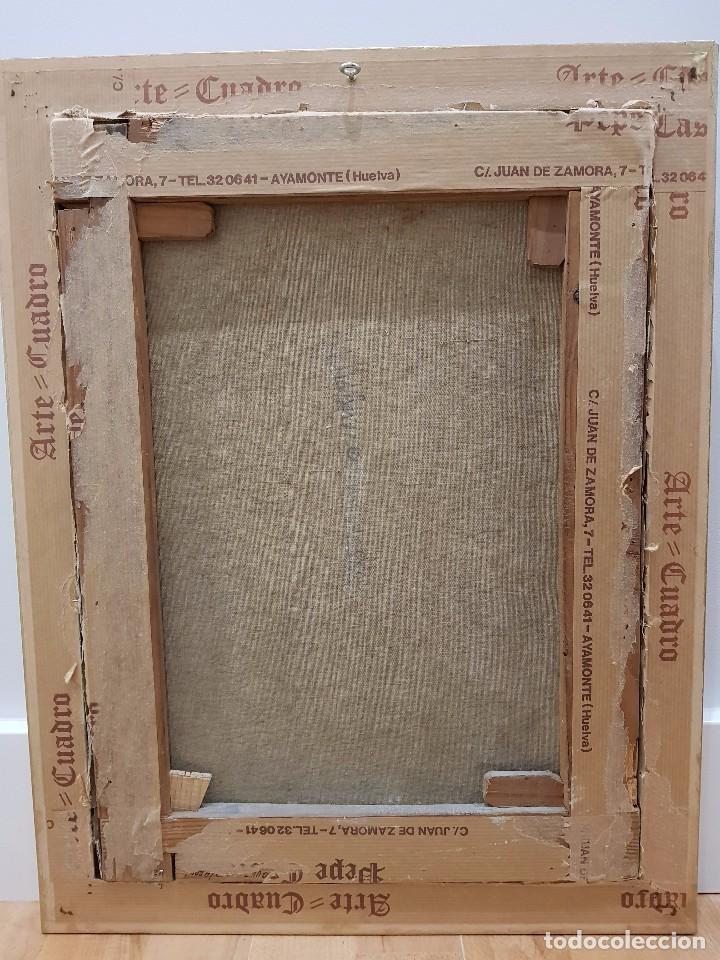 Arte: Copia antigua de la Dolorosa de Murillo - Foto 2 - 98811567