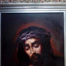 Arte: ECCE HOMO DE JOLOGA. 65X54. CON MARCO INCLUIDO. NUEVAS FOTOS.. Lote 82194092