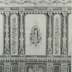 Arte: FRONTISPICIO, POR LEMERCIER 1840. Lote 99672559