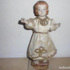 Arte: NIÑO JESÚS DEL S XVIII.. Lote 99758259