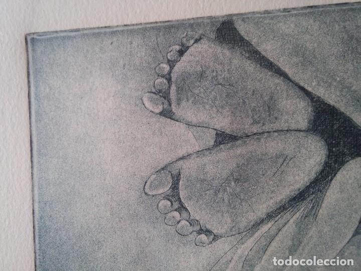 Arte: GRABADO ORIGINAL - PLANTA PIES - Foto 2 - 99850995