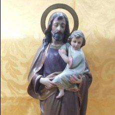 Kunst - SAN JOSÉ CON NIÑO JESÚS EN BRAZOS - 100050607