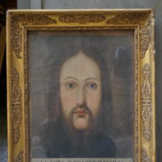 Arte: ANÓNIMO, RETRATO, S. XVIII, PINTURA AL ÓLEO.. Lote 100698423