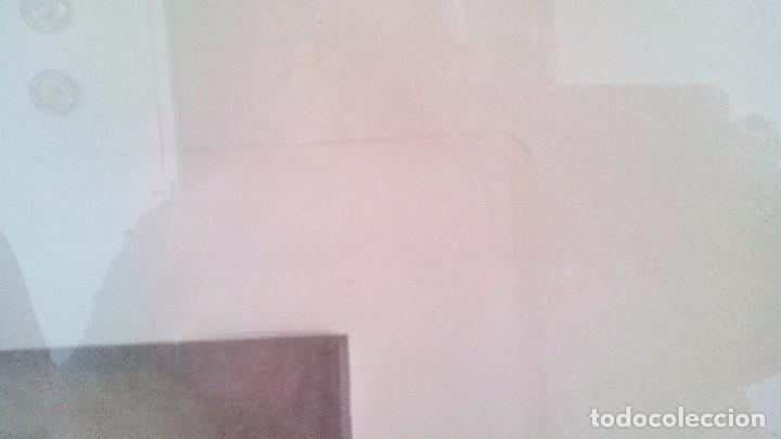 Arte: Ste. Therese-künzli freres editeurs-nº 6167-Medidas 940 mm x 730 mm con marco y cristal - Foto 8 - 101155395