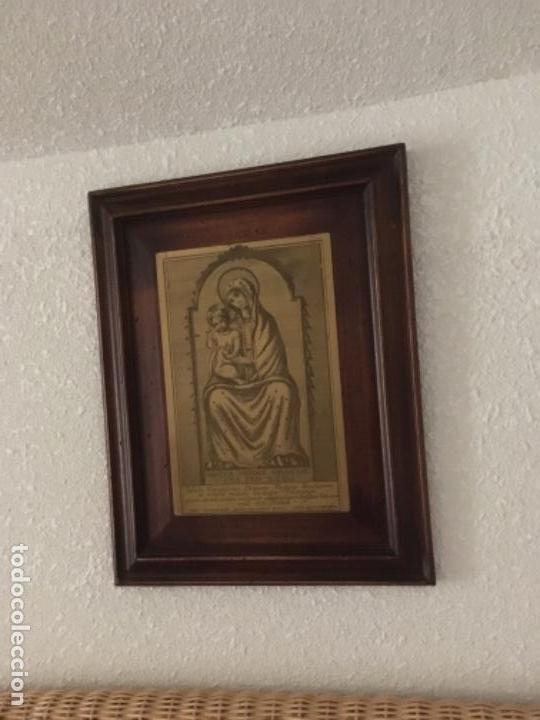 VIRGEN CON NIÑO (Arte - Arte Religioso - Escultura)