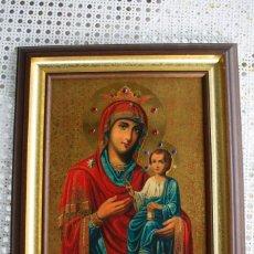 Arte: SANTA VIRGEN SVETA BOGORITZA THEOTOCOS. Lote 102199631